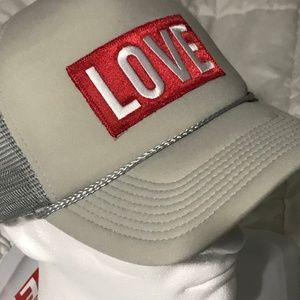LOVE THE HAT Accessories - GREY ❤️LOVE THE HAT ❤️VIP LIMITED EDITION